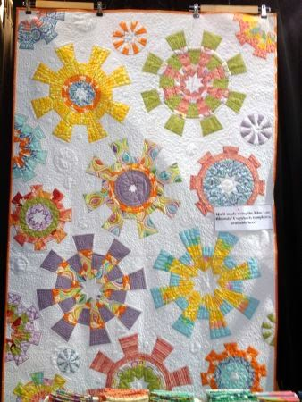 52 Quilts in 52 Weeks: WIP Wednesday: Love Letters Baby Quilt