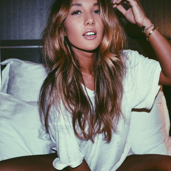 Ughhhh I want to be her