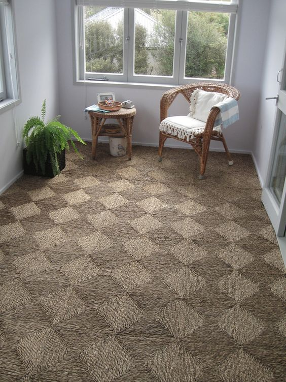 Seagrass Squares Seagrass Matting Seagrass Rugs Natural