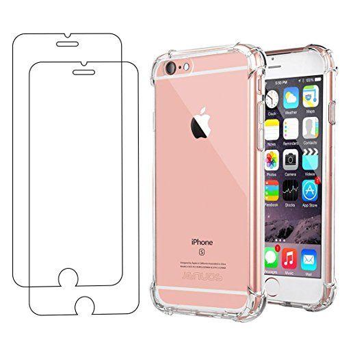 Verre Trempé iPhone 6S 6 Coque iPhone 6S 6 E-Mandala Housse Coque ...
