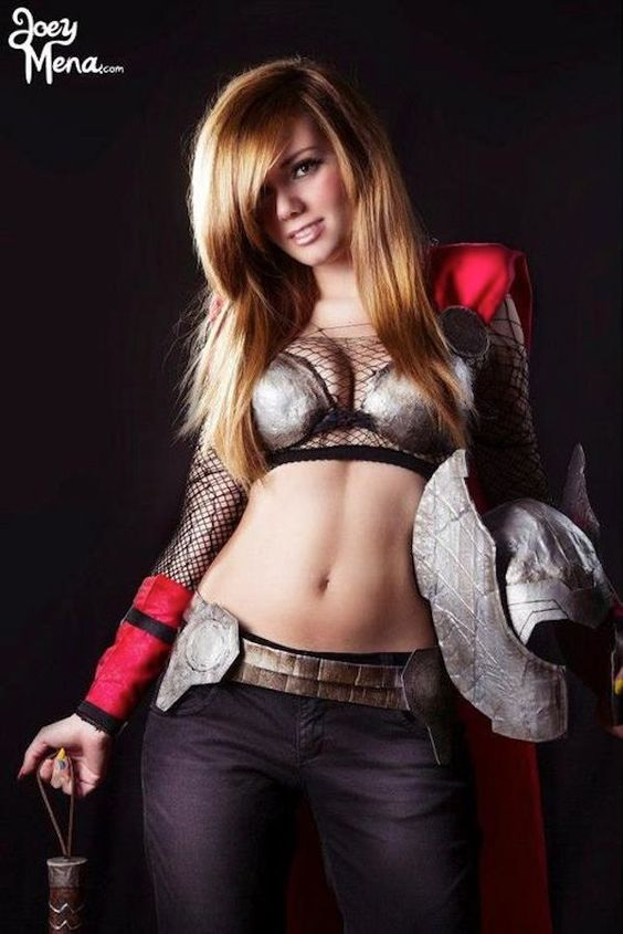 Lady Thor (Marvel Comics)