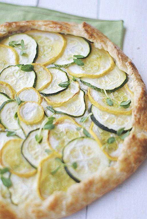 Zucchini squash, Ricotta and Squashes on Pinterest
