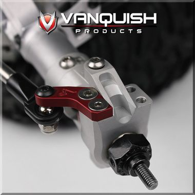 Axial Wraith Stage One Kit Grey Anodized - Vanquish Products