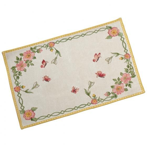 Spring Fantasy Gobelin Placemat New Flowers Villeroy Boch Placemats Villeroy Boch Fantasy