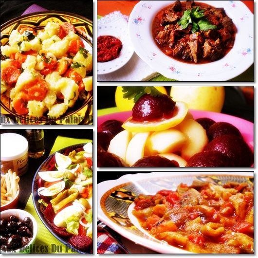 Salades entr es d 39 t facile ramadan 2013 recette de for Des entrees facile realiser