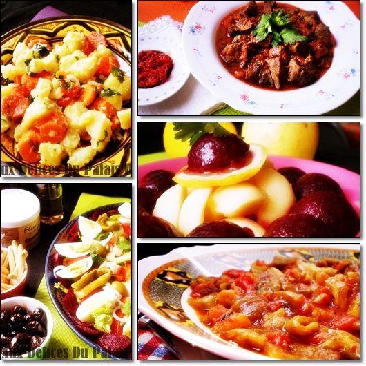Salades entr es d 39 t facile ramadan 2013 recette de for Idee entree ete facile