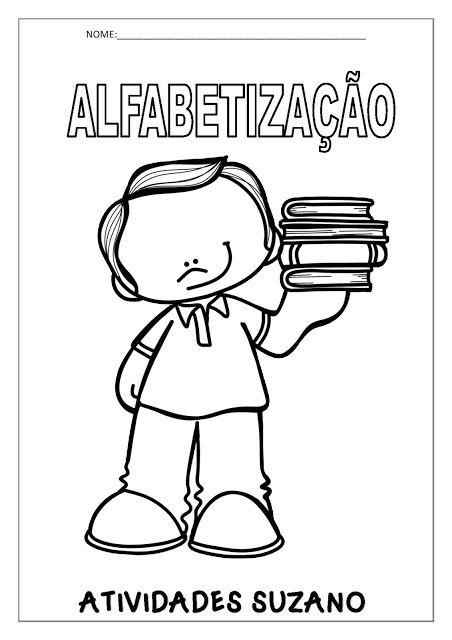 Alfabetização pequenos textos - Atividades Adriana