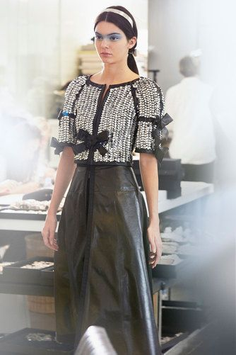 Chanel Spring-Summer 2016 Ready-to-Wear collection - backstage