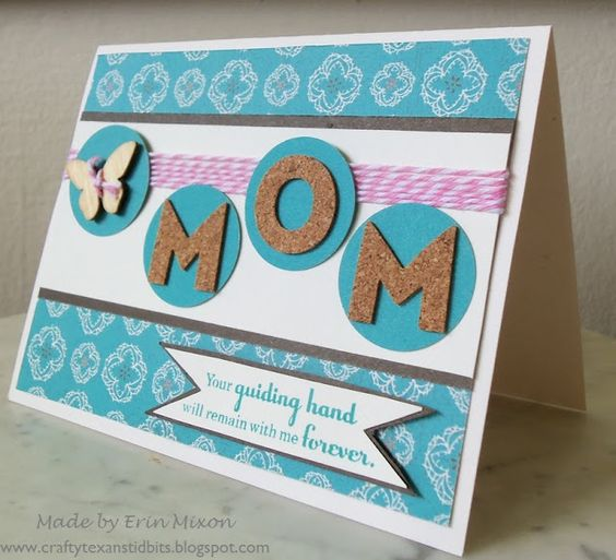 Mother's Day #CTMH Stella Card