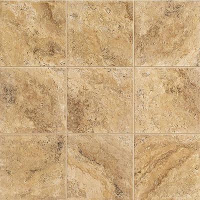 Travisano Navona 18 In X 18 In Porcelain Floor And Wall