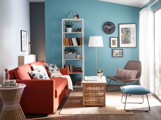 Rattan, Ikea and Wohnzimer on Pinterest