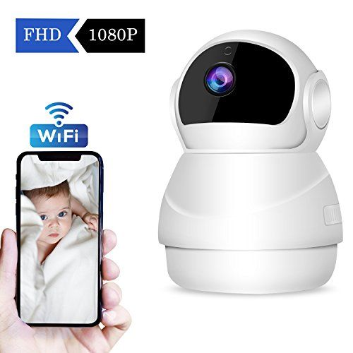 Chortau Wireless Security Camera Wifi Pan Tilt Zoom 1080p Full Hd Ip Camera With Security Surveillance System N Security Camera Ip Camera Surveillance Cameras