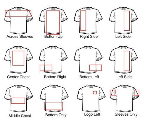Grafische Platzierung Auf T Shirts Americanapparellogo Siebdruck Shirts T Shirt Druck T Shirt Siebdruck