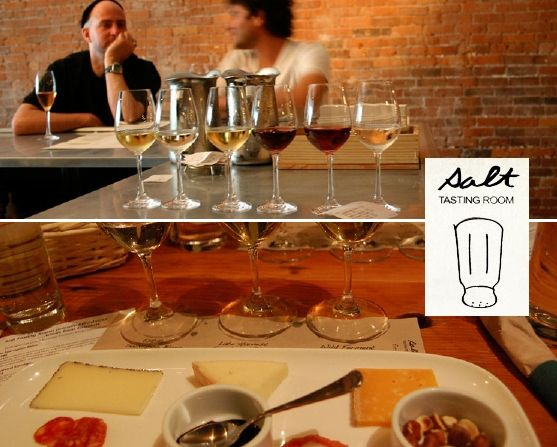 Salt Cellar Series announced for spring, event listing on City Food by Rhonda May.