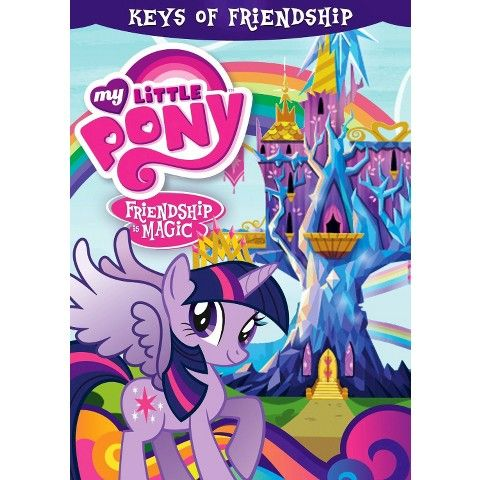$10.79 My Little Pony: Friendship Is Magic - Keys of Friendship