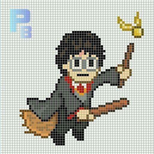 Lego Harry Potter Advent 465 Cross Stitch Harry Potter Harry Potter Perler Beads Harry Potter Crochet