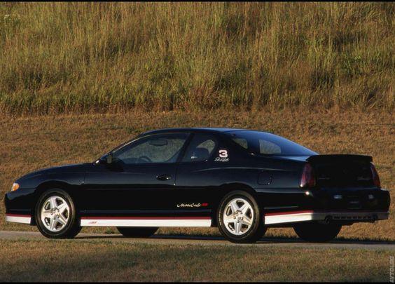 Chevrolet Dopolnil Linejku Hetchbekom Cruze Chevrolet Monte Carlo Dale Earnhardt Chevrolet