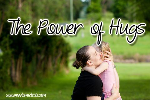 Karla's Korner: The Power of a Hug - The Perfect Expression of Love, Affection and Acceptance