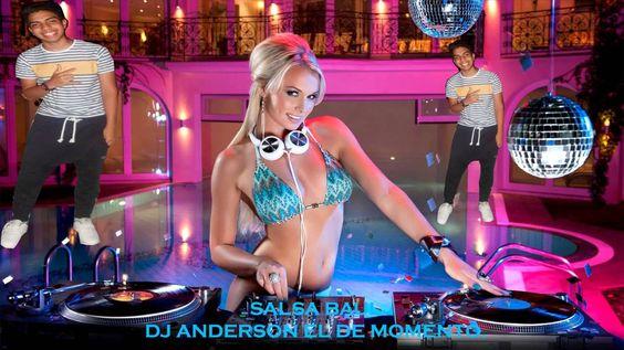 SALSA BAUL A STILO DJ ANDERSON EL DEL MOMENTO