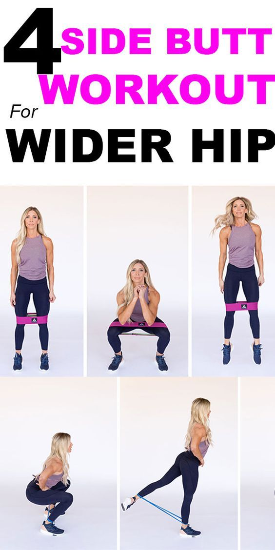 4 Side Gluteus Medius Exercises For Wider Hips How To Activate Glutes In 2020 Gluteus Medius Exercises Hip Dip Exercise Activate Glutes