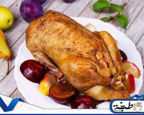 طريقة عمل البط في الفرن بطرق مختلفة خطوة بخطوة موقع طبخة Classic Food Eat Smart Dishes