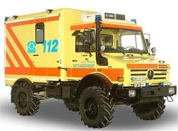 Veículo de resgate high-tech chega a qualquer área de desastre