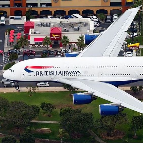 British airways vision