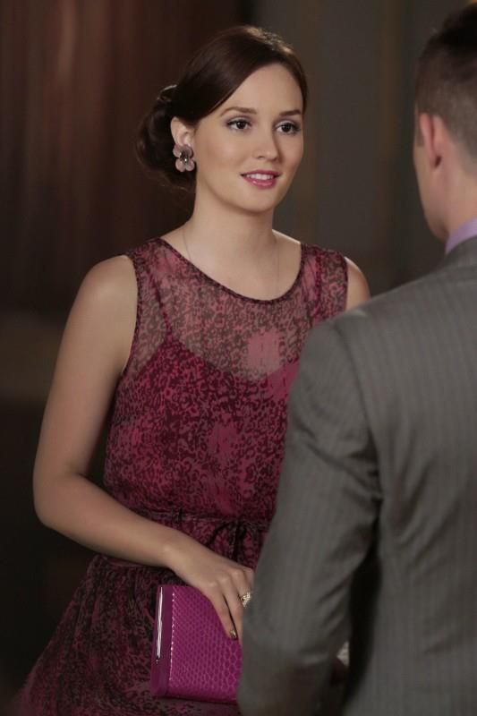 "Love the lips! EPISODE STILL 6X03 ""Dirty Rotten Scandals"" - gossip-girl Photo"