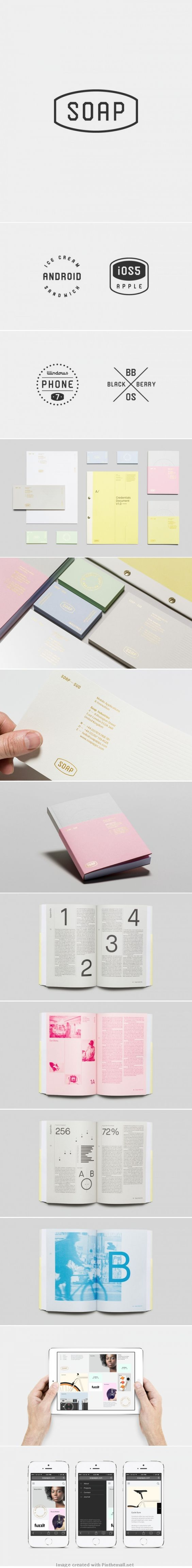Soap Industries by SocioDesign