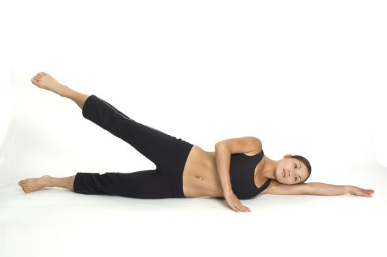 """Say it with me, """"No more saddlebags!"""" This workout is designed with thighs in mind. Lunge, run, and lift!"""