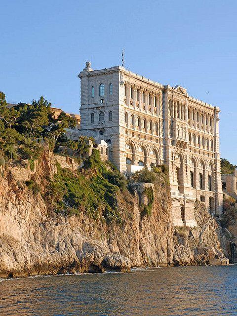 Oceanography Museum, Monaco