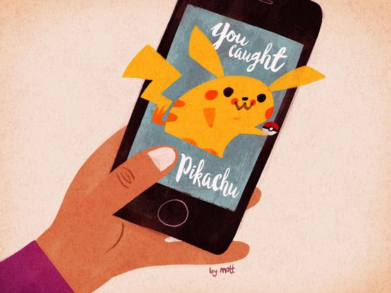 Gotta Catch Em All by Matt Kaufenberg: