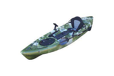 2015 Bluefin Kingfisher Sit On Top Pro Fishing Kayak Canoe 4.3m/14ft Long in Sporting Goods, Canoeing & Kayaking, Kayaks   eBay