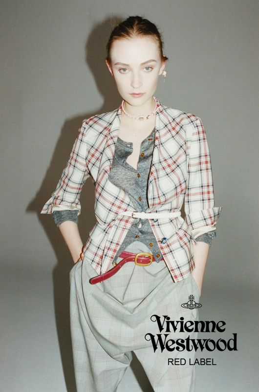 Vivienne Westwood Red Label SS12