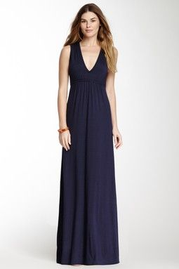 Go Couture Empire Waist Maxi Dress  Beautifully Styled Skirts ...