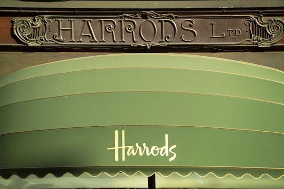 Harrods London: Every Girl, Inspiration Harrods, Harrods London, Harrods Absolutely, Harrods Shopt, Harrods Signature, London Absolutely