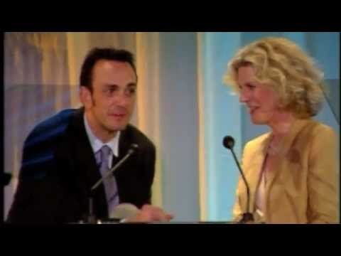 Blythe Danner & Hank Azaria at the 2005 EMA Awards