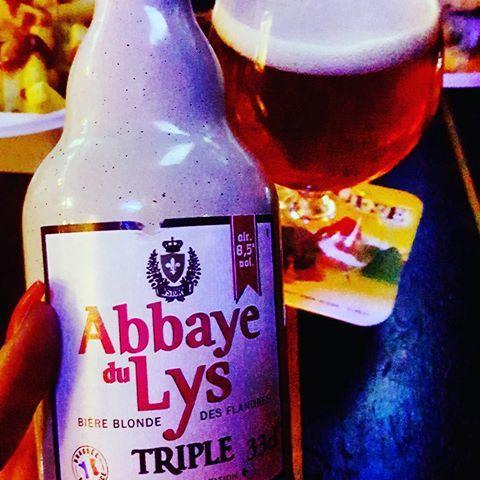Bia Abbaye du Lys