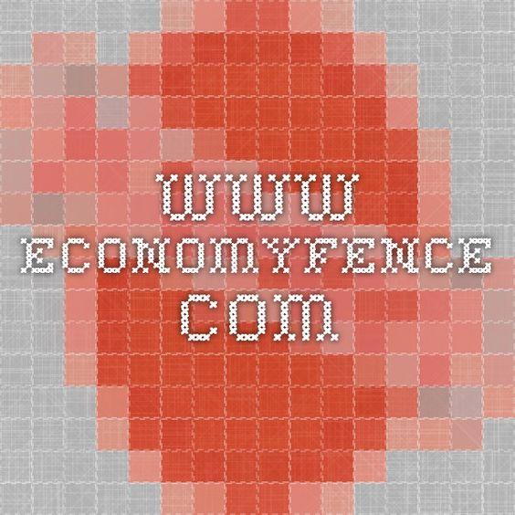www.economyfence.com