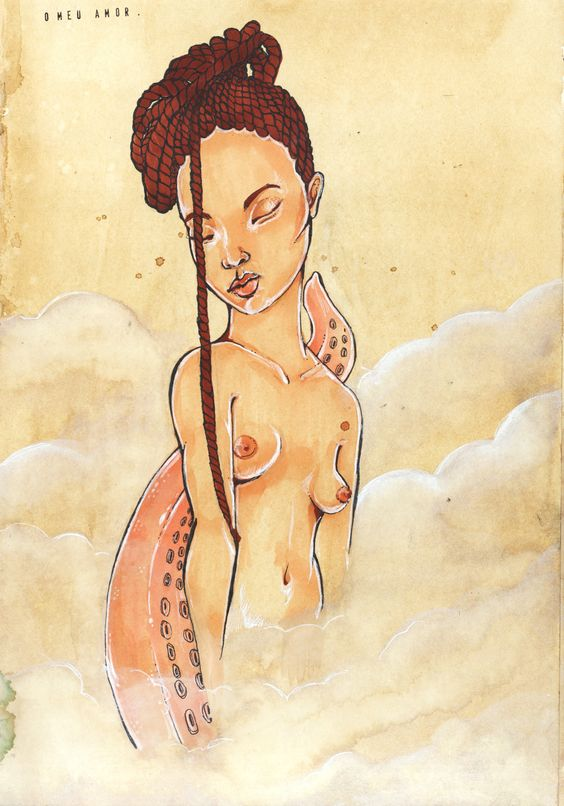 Art by Verônica Nunes  @ve_ilustra facebook.com/veronicanunesilustra