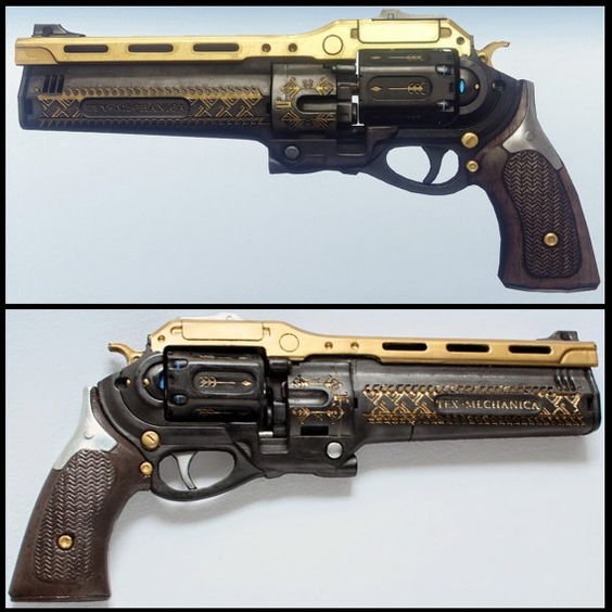 Destiny Hand Cannon Last word Pre order by scrumplifeprops on Etsy