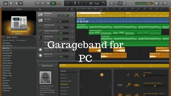 Garageband For Pc Download Garageband For Windows 10 Working Guide Garage Band Windows 10 Download Windows 10