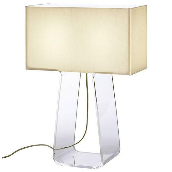 Pablo Designs Tube Top Table Lamp at Lumens.com