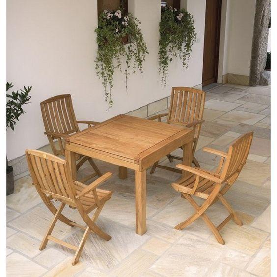 Tavolo quadrato allungabile passau versatile e funzionale for Punto p esterno alla circonferenza