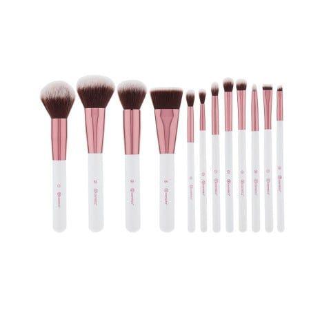 Crystal Quartz Online Cosmetics Bh Cosmetics Makeup Brush Set