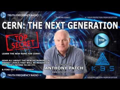WOW! CERN's New Name & Energy Levels EXPOSED!