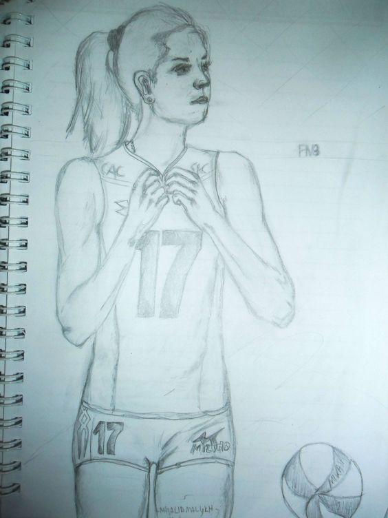 Natalia Malykh #volleyball #malykh17