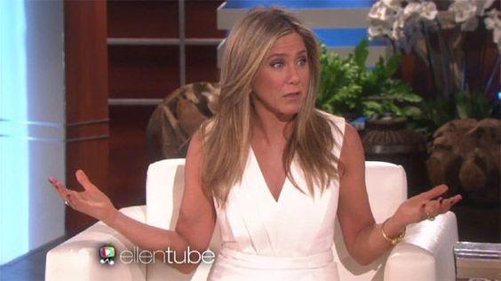 """Jennifer Aniston sobre los Óscar: """"Soy la olvidada número uno"""""""
