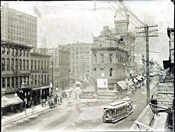 1890 The Junction Kansas City Downtown Kansas City Missouri City Pictures