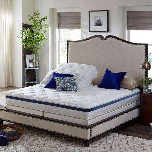Comfortaire U11 Flat Mattress Queen Furniture Bedroom Furniture Home Decor
